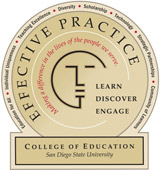 College of Education brand